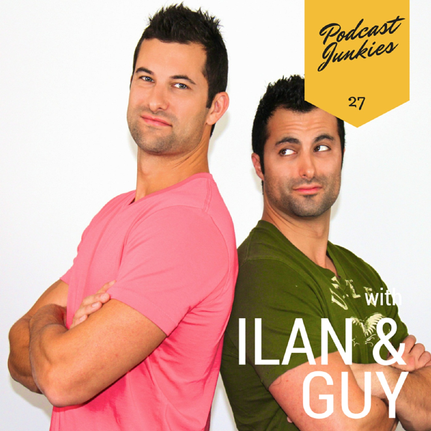 027  Ilan and Guy Ferdman | Ferdman On A Mission To Influence 100 Million People By 2020