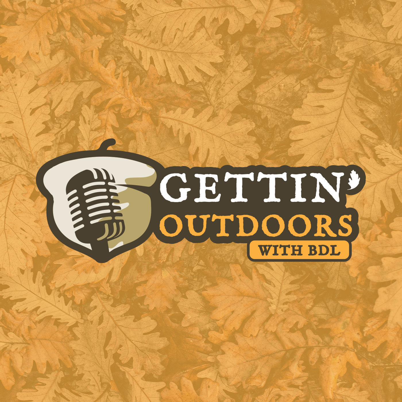 Artwork for Gettin' Outdoors Podcast 01