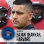 Artwork for Sajan Thakkar, Running Backs - Harvard