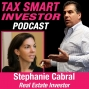 Artwork for Tax Smart Investor featuring Stephanie Cabral
