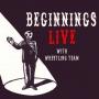 Artwork for Beginnings episode 95: Live at MoCCA Fest w/ Lisa Hanawalt, Gabrielle Bell, Kate Beaton and Bill Plympton