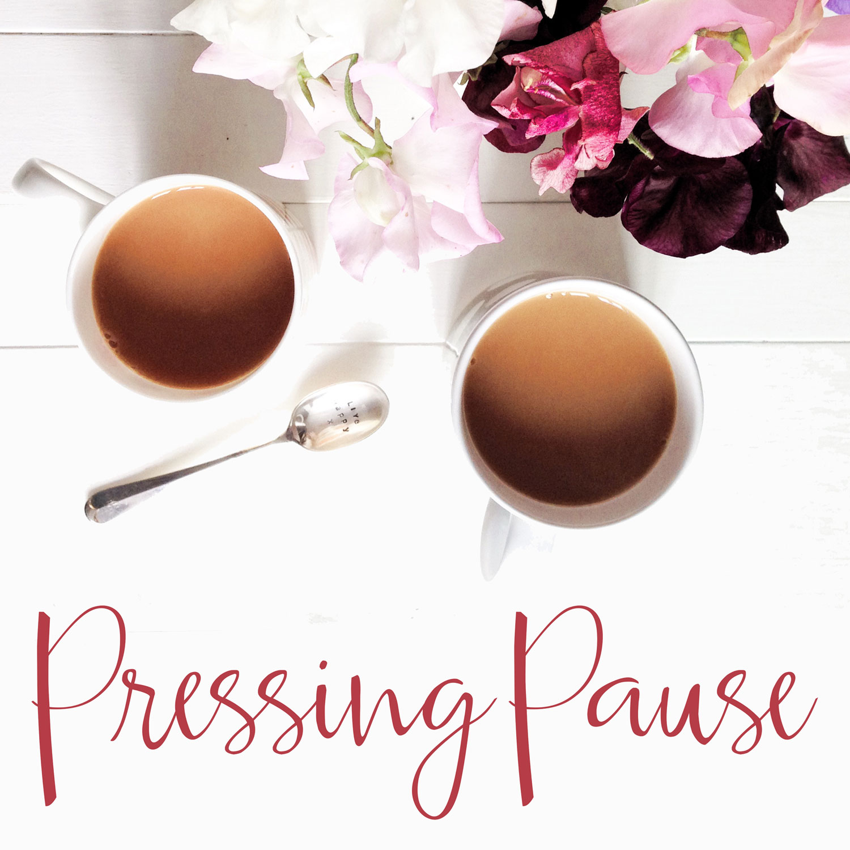 Pressing Pause show art