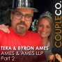 Artwork for Educated In Argument: Tera & Byron Ames of Ames & Ames LLP, UT & NV, Part 2