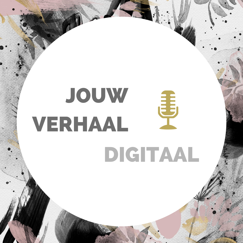 Jouw Verhaal · Digitaal logo
