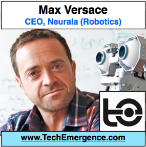 "Neurala CEO Massimiliano Versace - Robotics, Startups, and the Future of ""Work"""