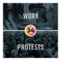 Artwork for Episode 34: Work & Protests