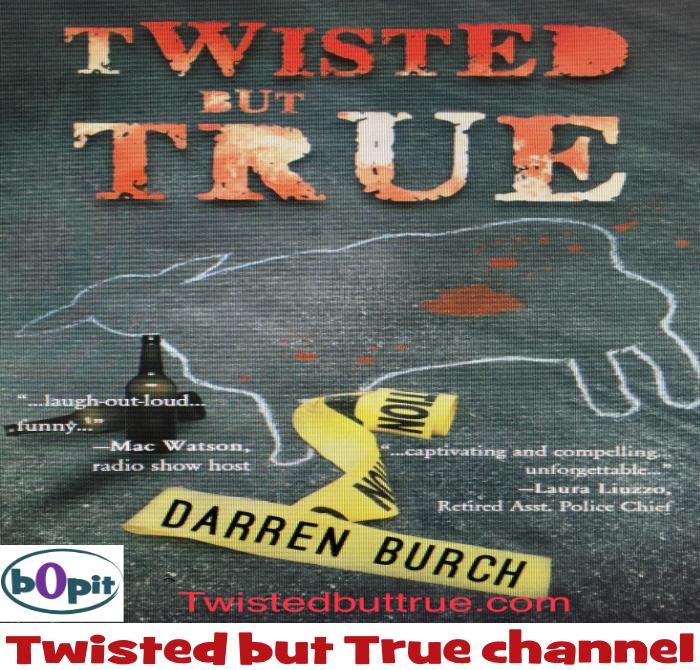 twistedbuttruechannel's podcast show art