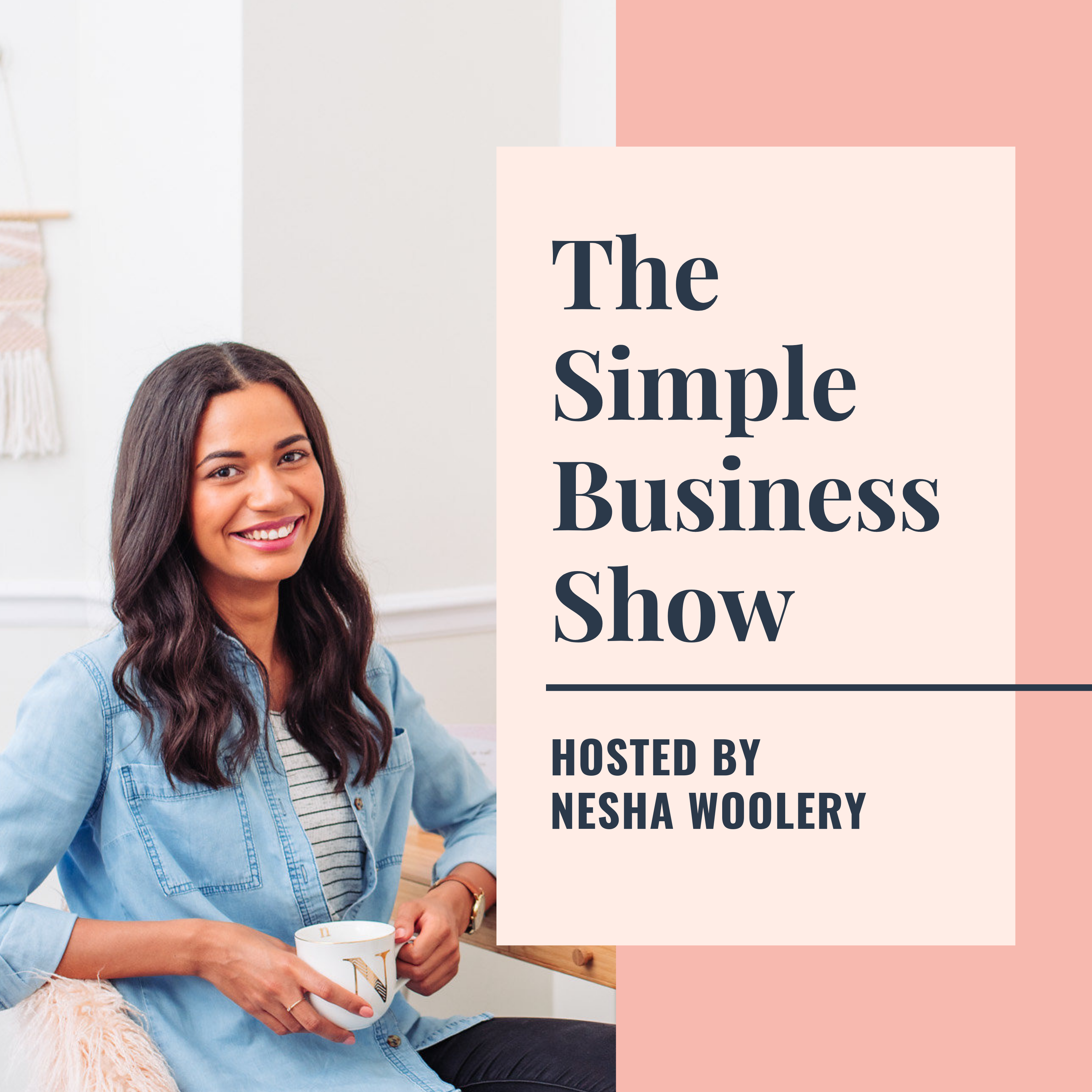 The Simple Business Show show art