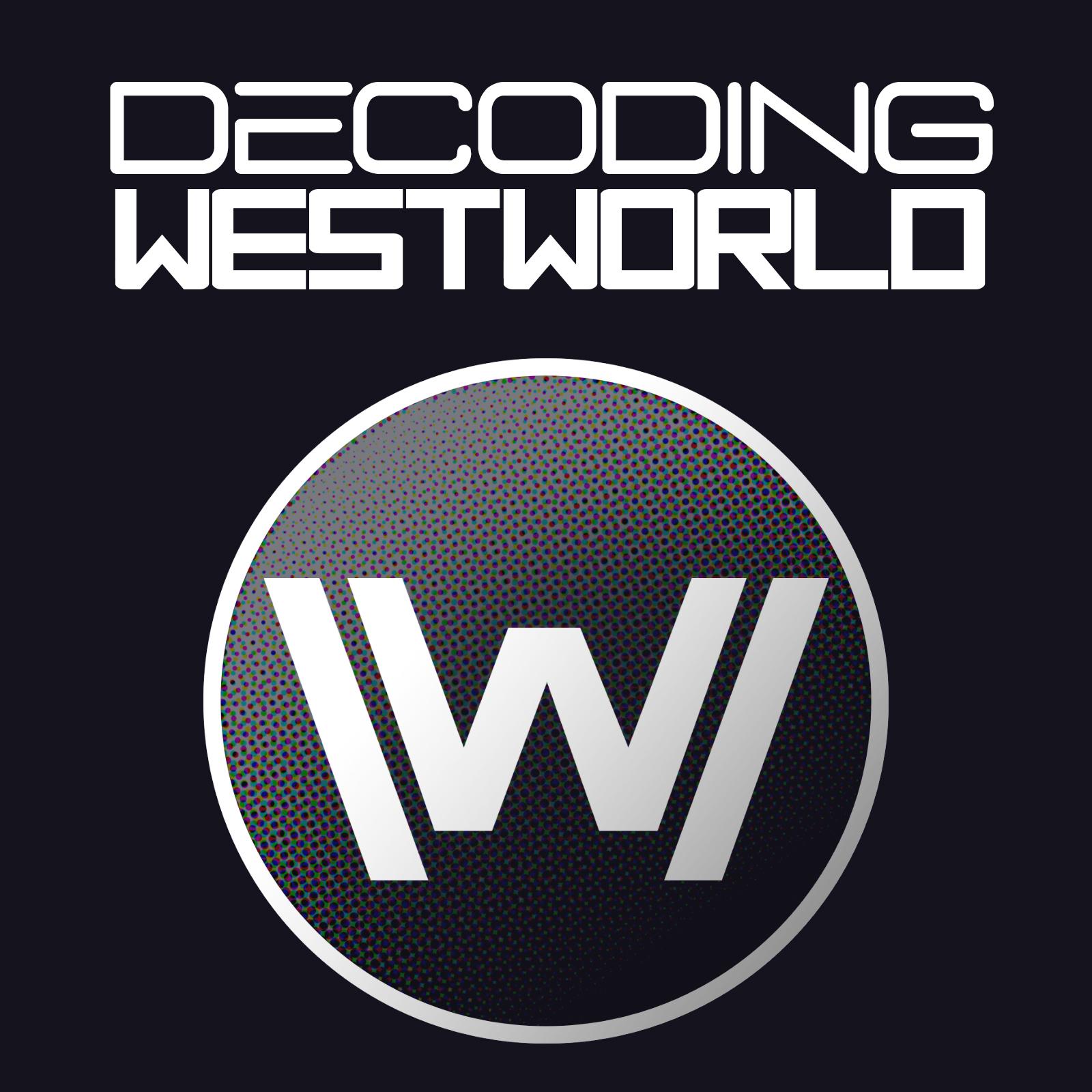 Decoding Westworld show art