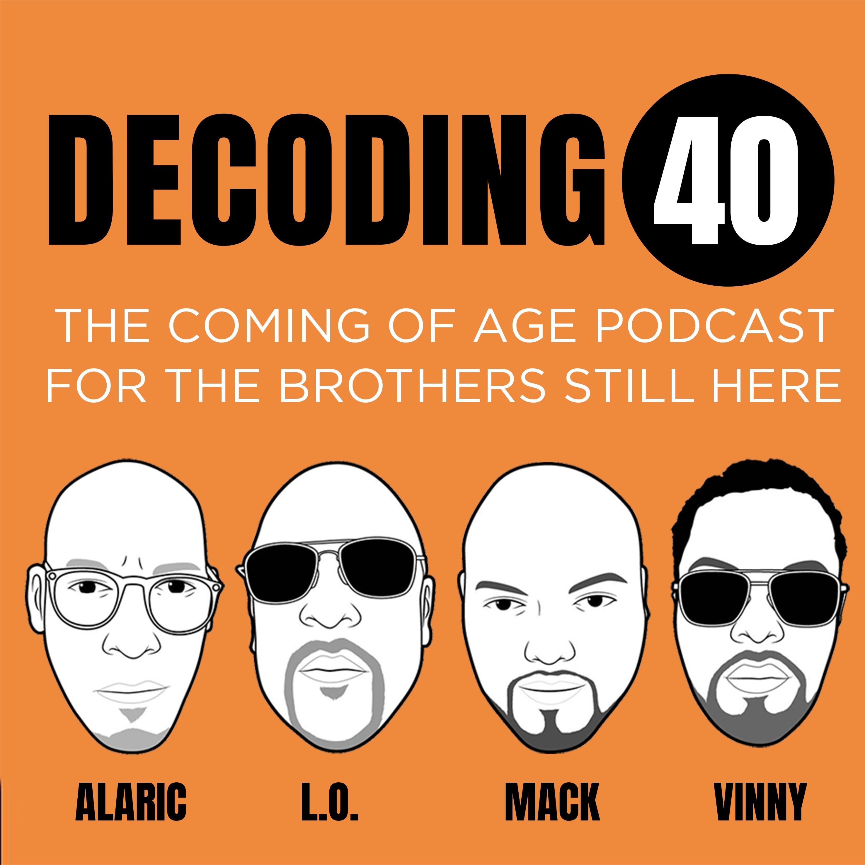 Decoding 40 show art