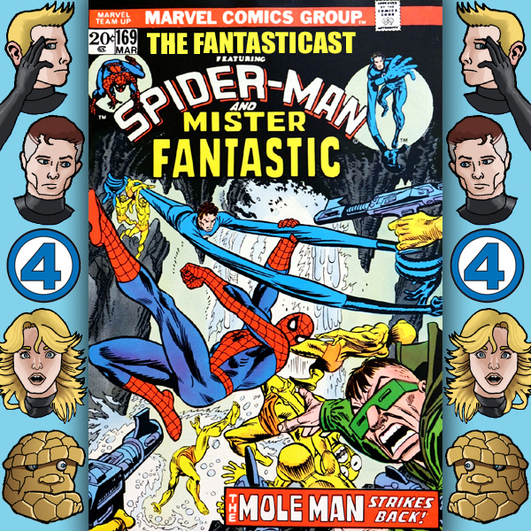 Episode 169: Marvel Team-Up #17 - Chaos At The Earth's Core