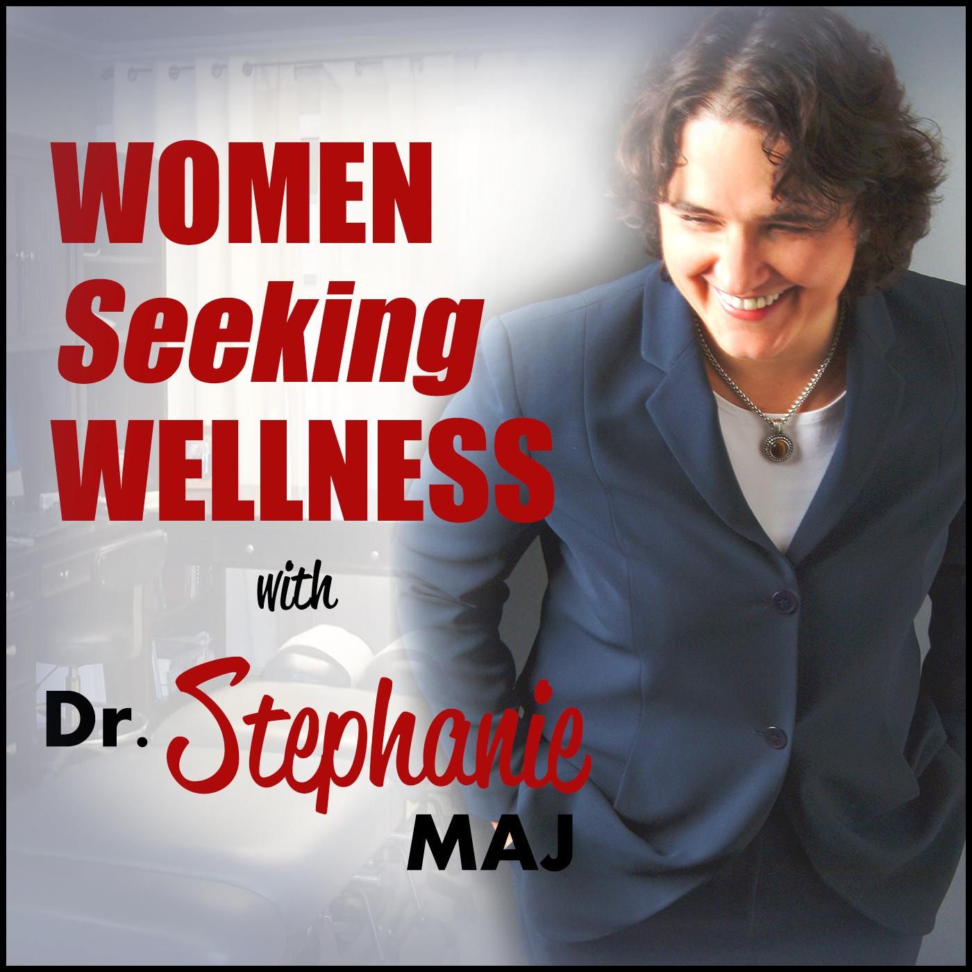 Women Seeking Wellness show art