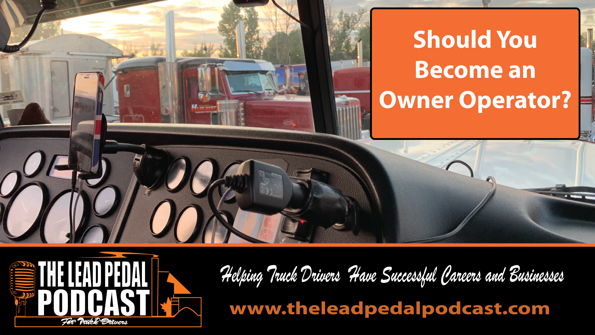 Should you become an owner operator