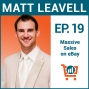 Artwork for How to Increase eBay Sales with Matt Leavell, Ep #19