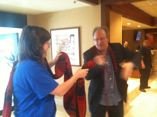 Tim's Take On: Episode 65(Peter Davison at Gallifrey One 2011)