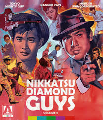 Episode 379: Nikkatsu Diamond Guys Vol. 2