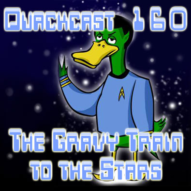 Episode 161 - The Gravy Train to the Stars