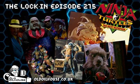 Lock-In Episode 275: Ninja Turtles The Next Mutation