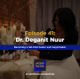 Artwork for Ep 41: Becoming a full-time healer and magic maker with Dr. Deganit Nuur