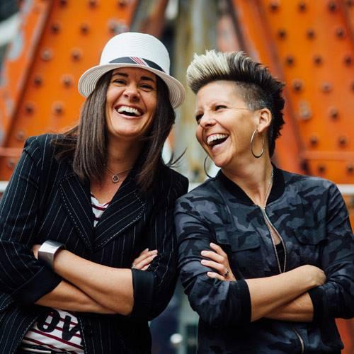 Resilient Relationship - Isabelle Mercier & Margarita Romano