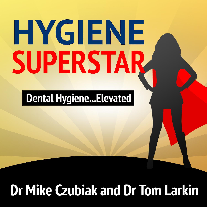Hygiene Superstar Podcast show art