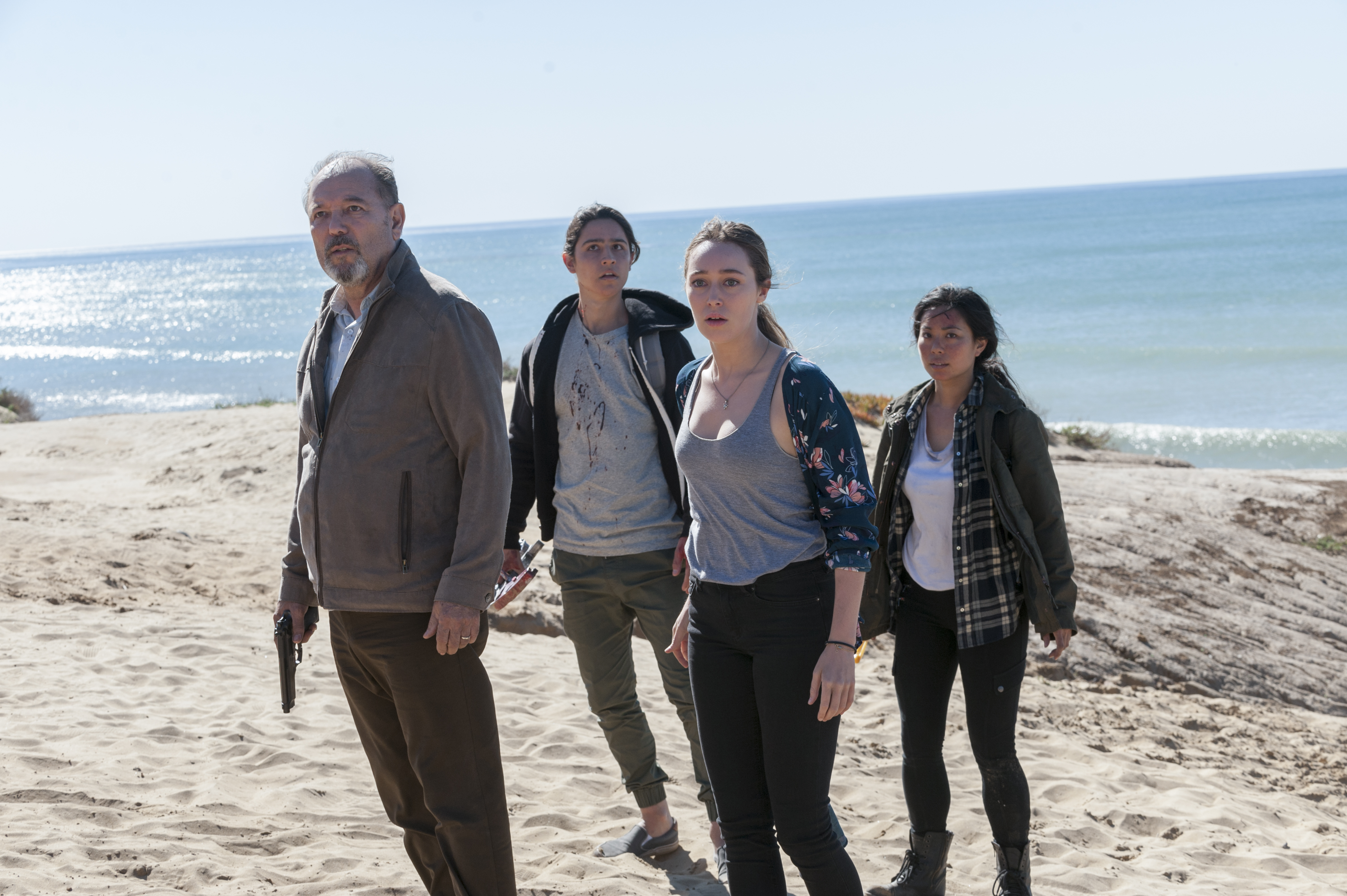 Episode 345: Fear the Walking Dead - S2E3 - We All Fall Down