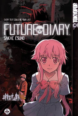 Podcast Episode 156: Future Diary Volume 1