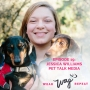 Artwork for Jessica Williams of Pet Talk Media + You Did What With Your Wiener?