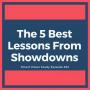 Artwork for The 5 Best Lessons from Poker Showdowns   Podcast #252