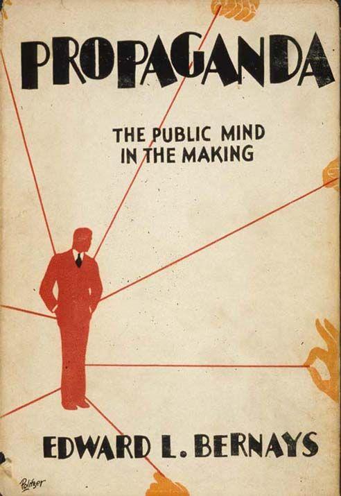 Episode 459: Discussing Edward Bernays' Classic Book 'Propaganda' w/ Keith Knight