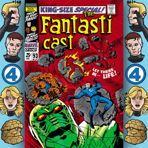 Episode 93: Fantastic Four Annual #6 - Let There Be Life