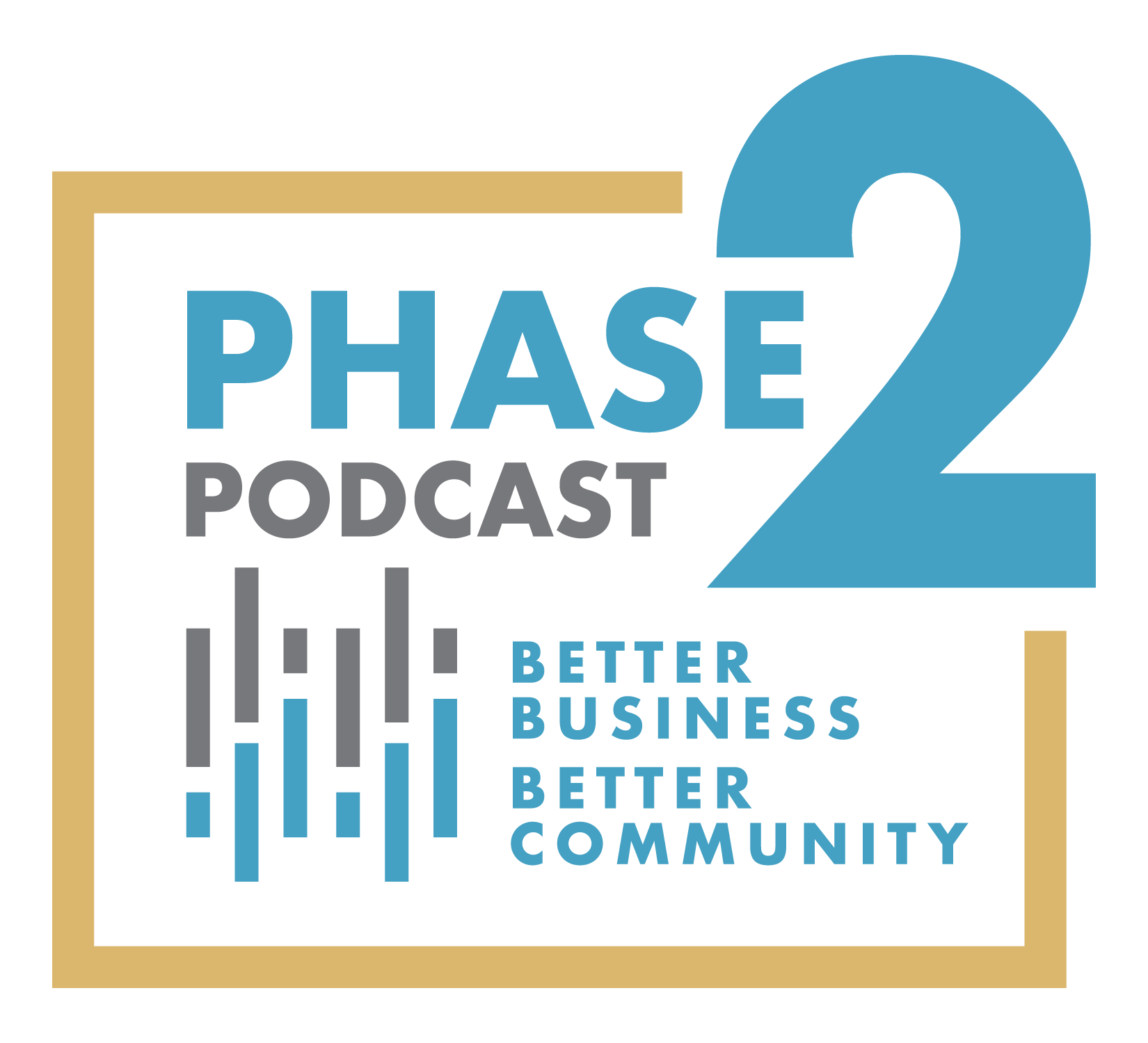 The Phase 2 Podcast show art