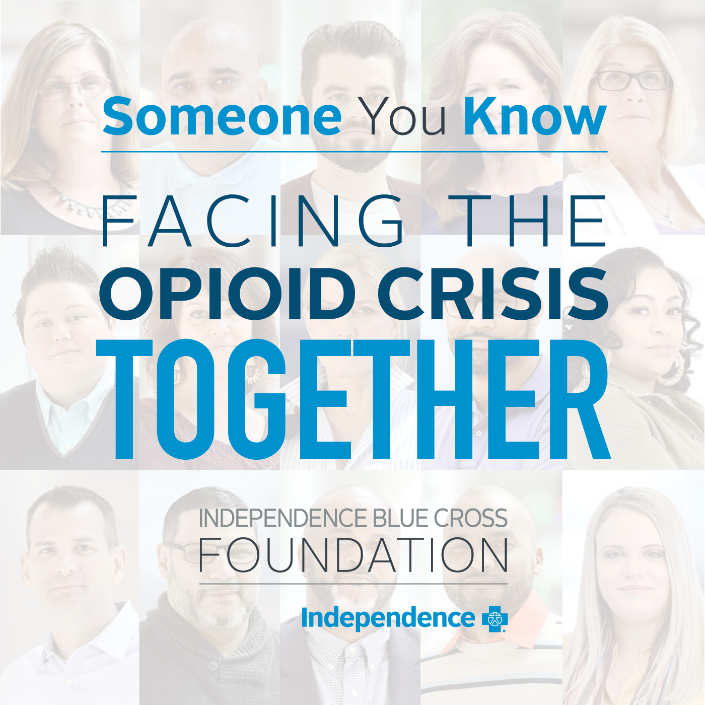 Someone You Know: Facing the Opioid Crisis Together show art