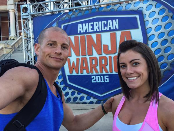 Episode #41: American Ninja Warrior Special Episode With Kacy Catanzaro & Brent Steffensen.