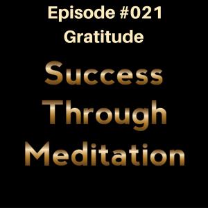 Episode #021 - Gratitude