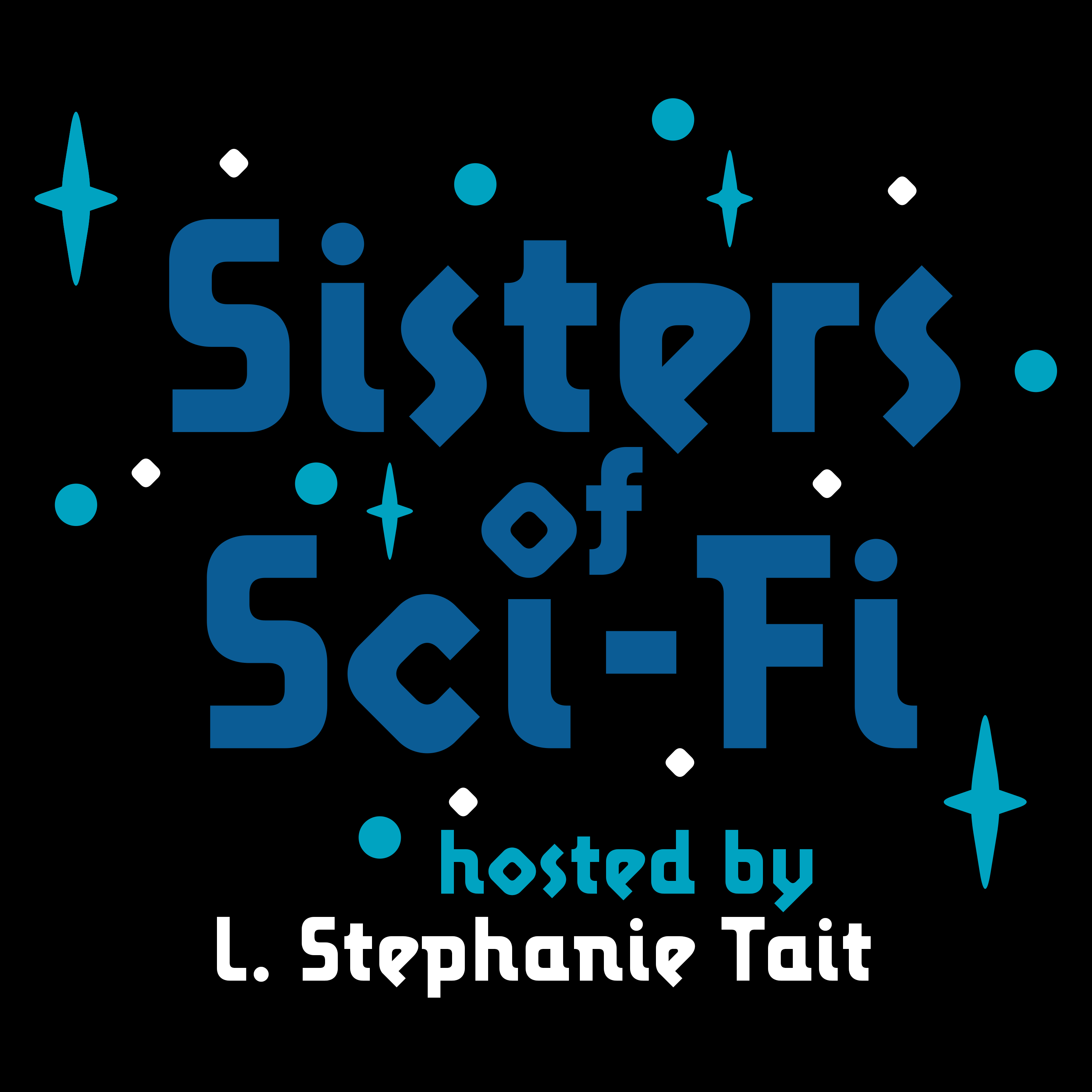 Sisters of Sci-Fi show art