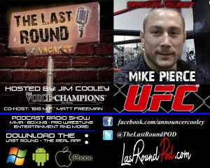 TLR #29 - Mike Pierce - UFC