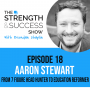 Artwork for #025 From 7 figure head hunter to education reformer...how to buy a school with Aaron Stewart