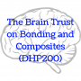 Artwork for The Brain Trust on Bonding and Composites (DHP200)