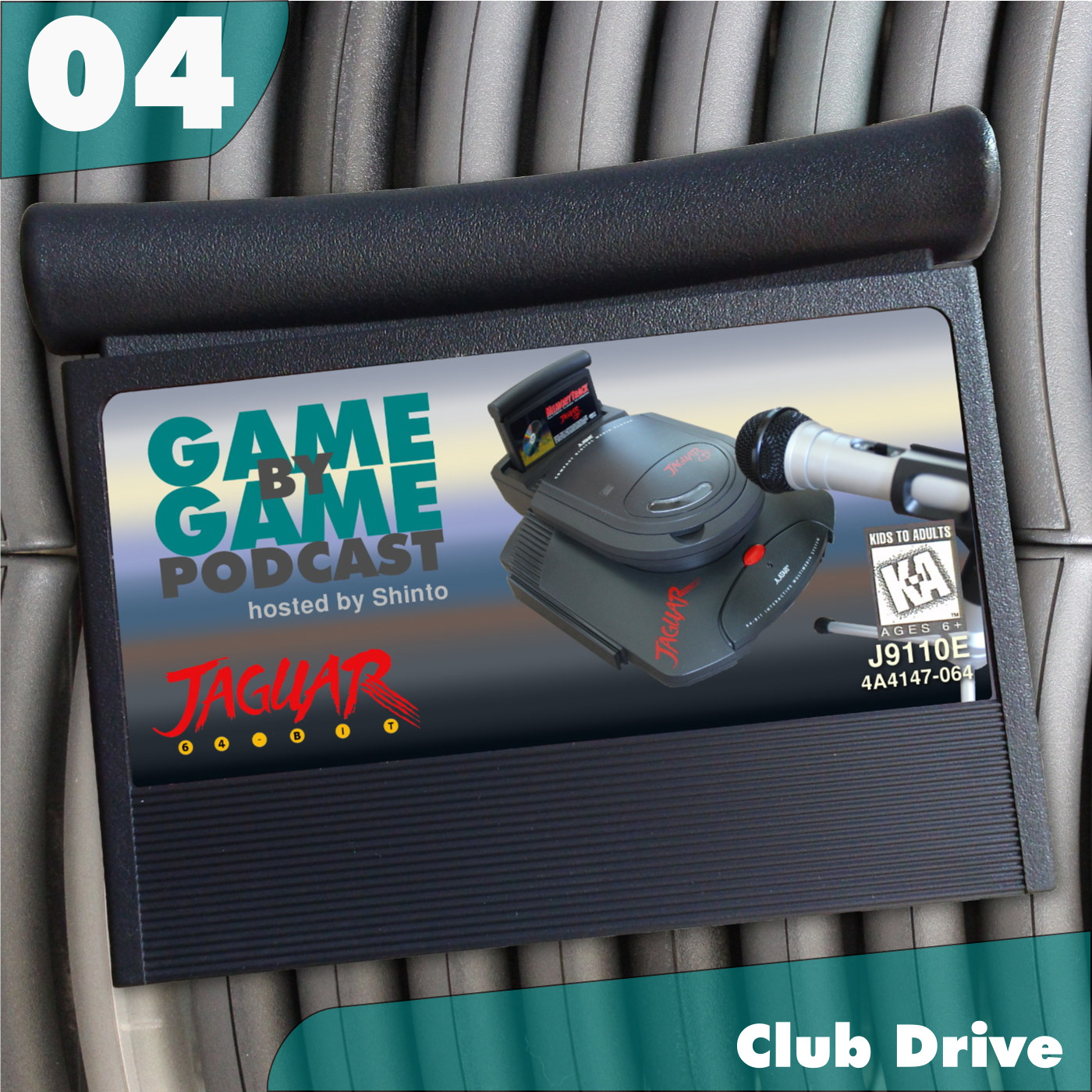 Artwork for 04 - Club Drive