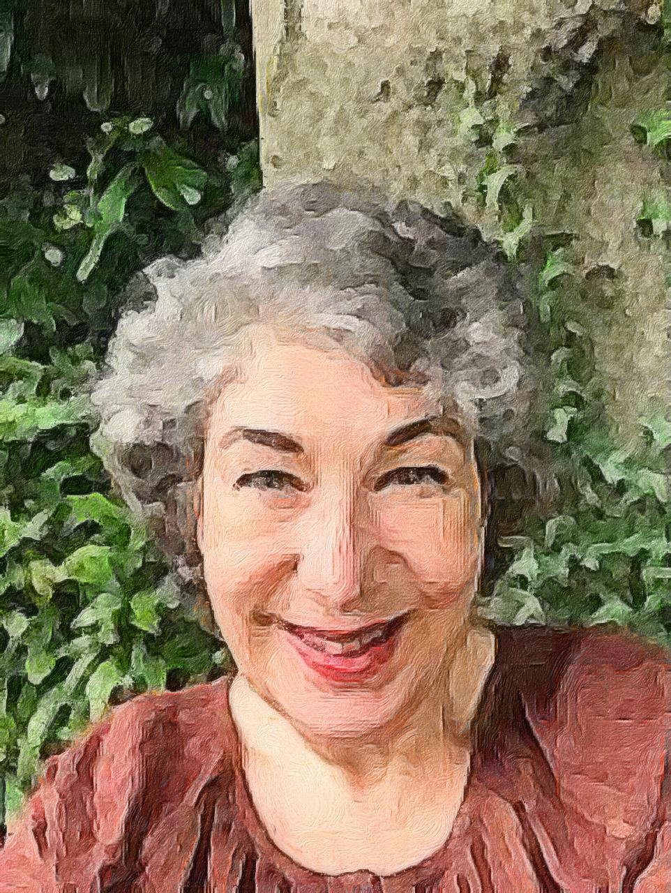 Joanne Harris portrait