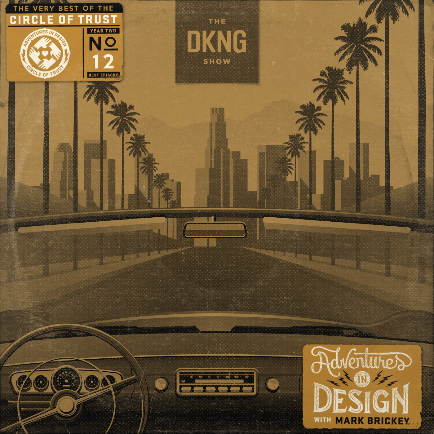 The Best Of The Circle Of Trust Year Two: AID 326 - The DKNG Show Part 01