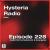 Hysteria Radio 228 show art