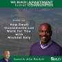 Artwork for 043: Humble Beginnings: How Small Investments can Work for You with Michael Ealy