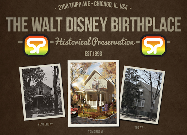 tspp #254- The Walt Disney Birthplace w/ Steven Clark and Charlie Pipal! 12/4/13