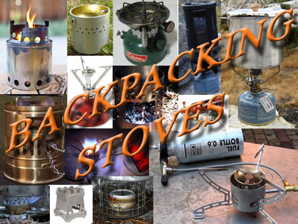 Episode 119 Backpacking Stoves