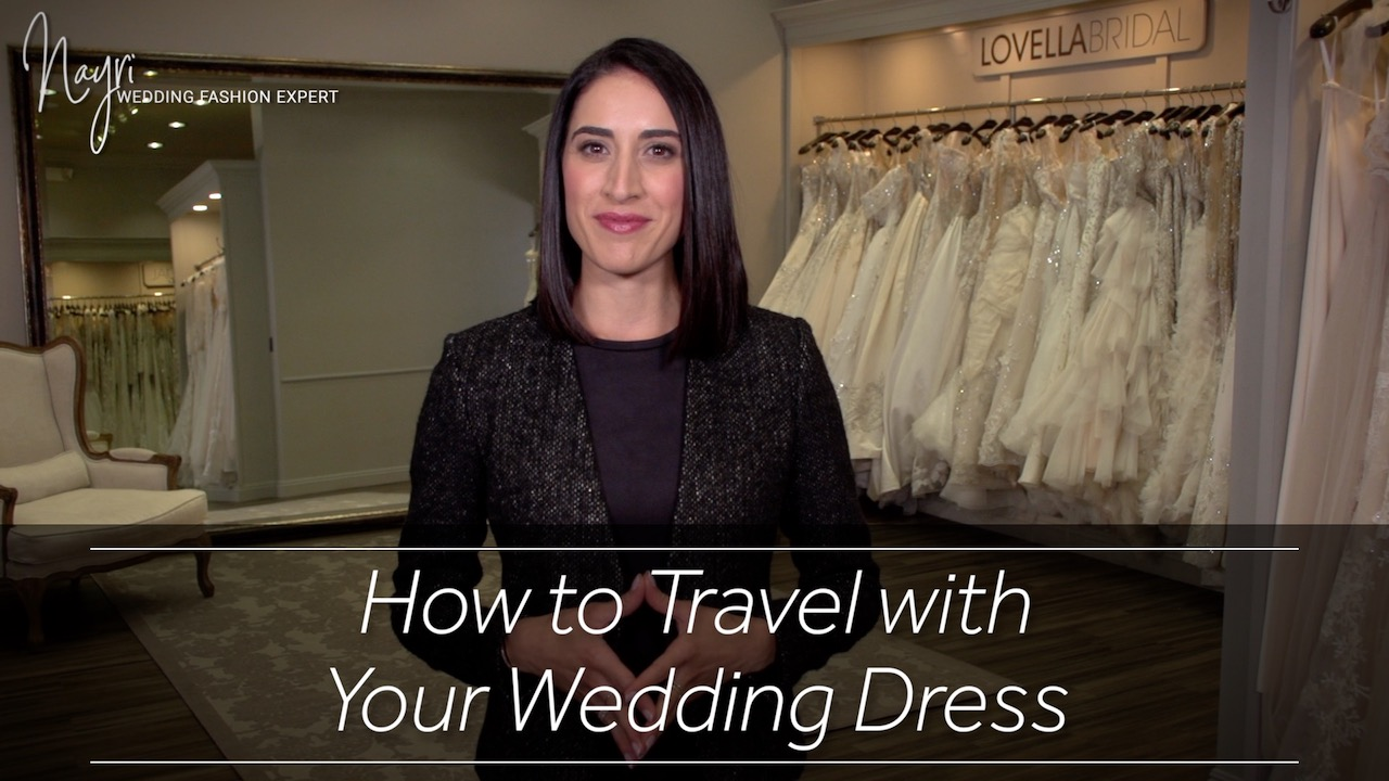Artwork for How to Travel with Your Wedding Dress