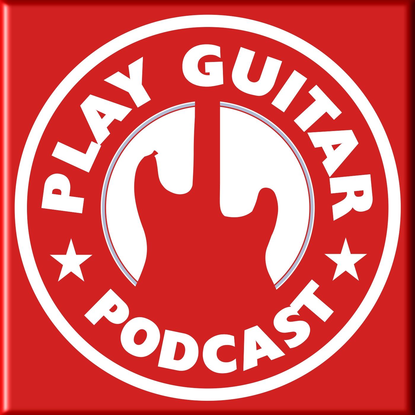 Play Guitar Podcast show art