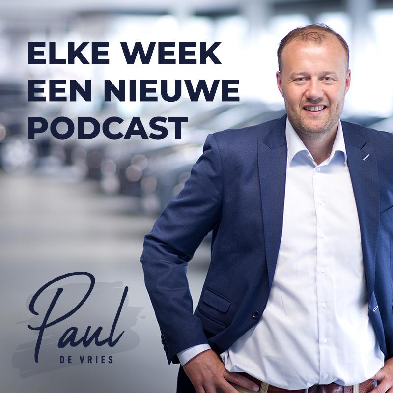 Podcast van Paul de Vries - de online automotive beter maken! show art