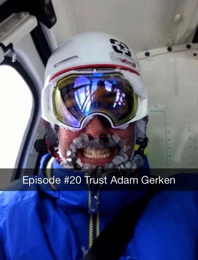 Adam Gerken | Mervin | Snowboard Connection | Windsurfing | Amazon | Retail